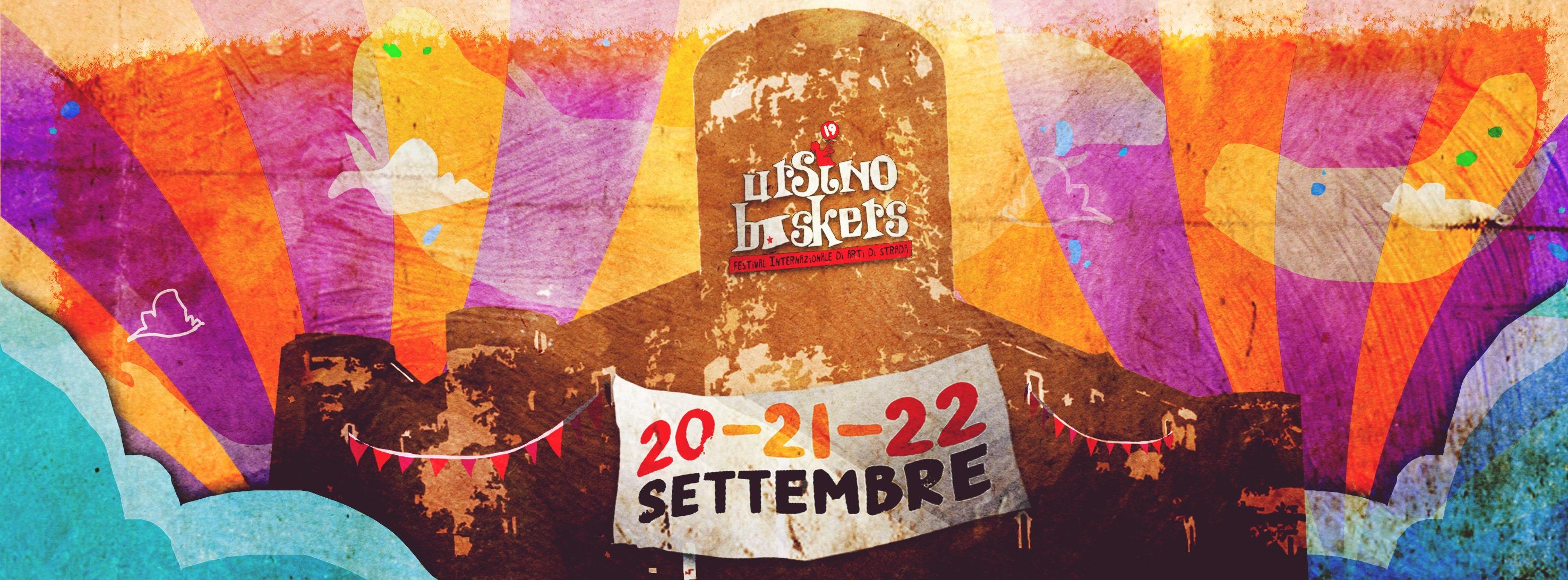 📣 Torna l'Ursino Buskers, il Festival Internazionale di Arti di Strada di Catania!