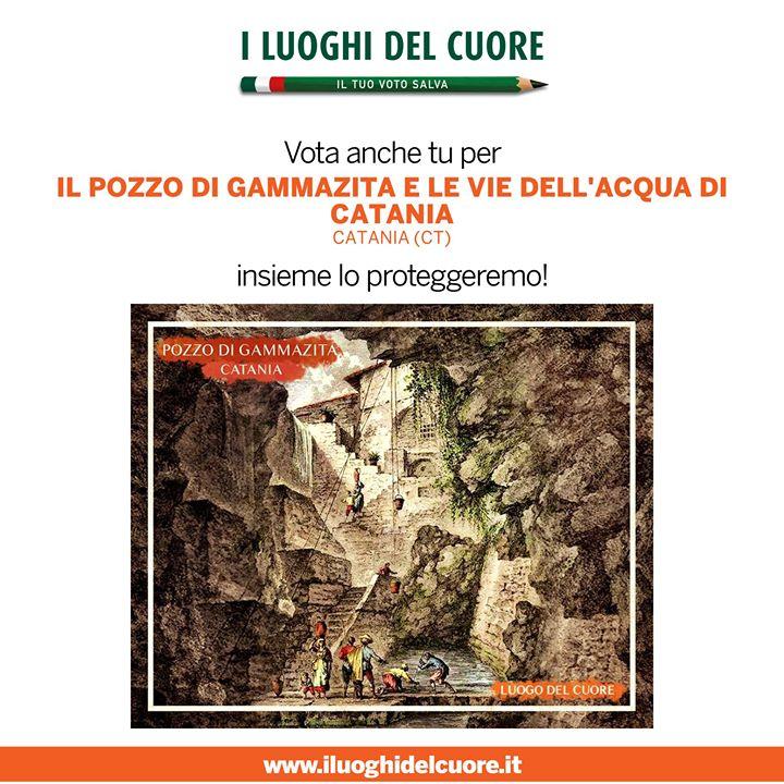 Pozzo di Gammazita. | Gammazita | Associazione Culturale - Catania