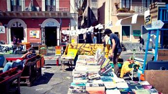 Piazza dei Libri.